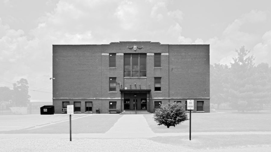 Booker T Washington School, Terre Haute, Indiana