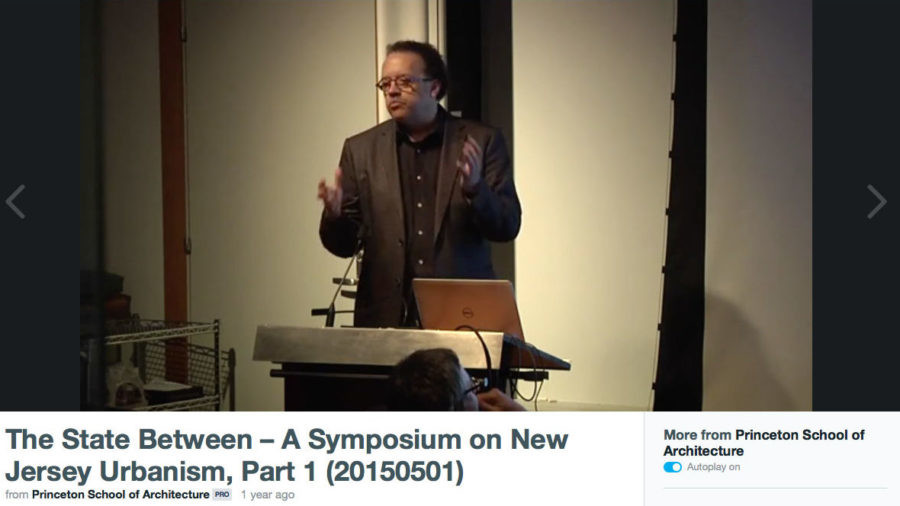 The State Between: A Symposium on #NewJersey #Urbanism