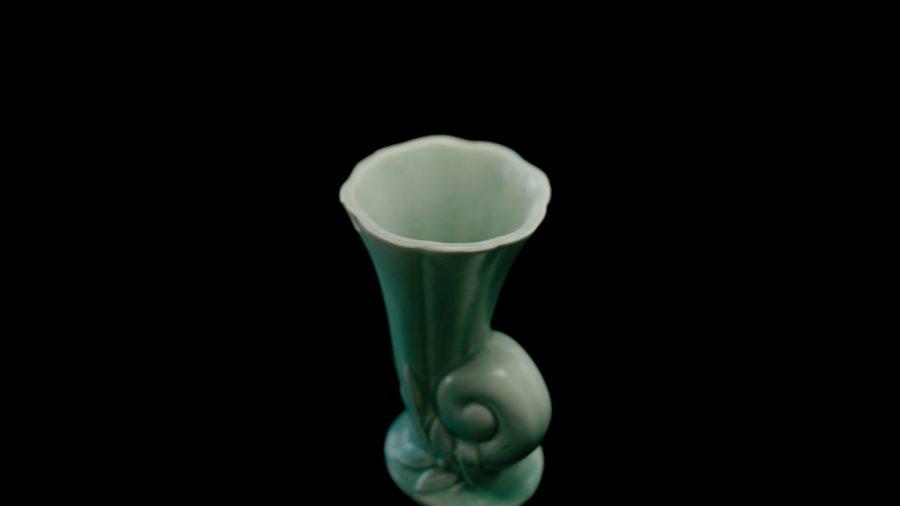 Vase, May St. Juien, Eatonville Historic Preservation, Eatonvill