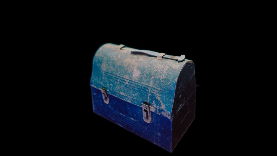 Lunch Box, Larkin Franklin Sr., Eatonville Historic Preservation, Eatonville, FL