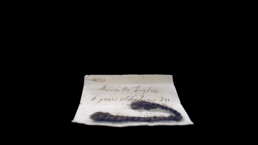 Rossetta Douglass Hair, Nebraska State Historical Society, Lincoln, NE