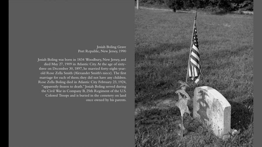 josiah boling headstone w-text