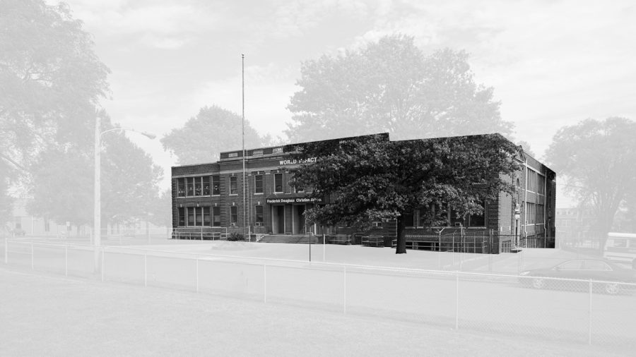 Frederick Douglass School, Chester, Pennsylvania
