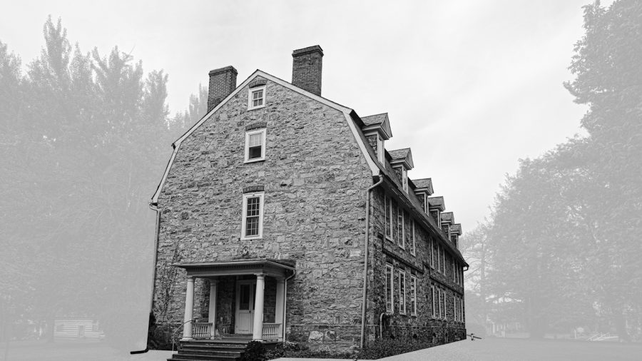 Whitfield House, Nazareth, Pennsylvania