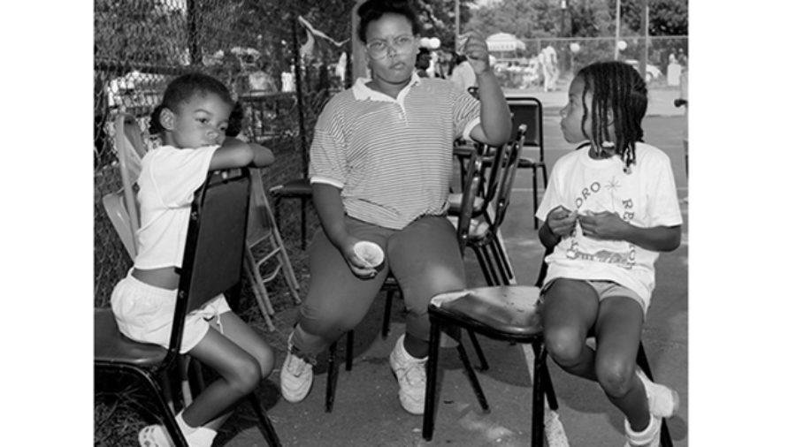 Three Girls, Whitesboro, NJ