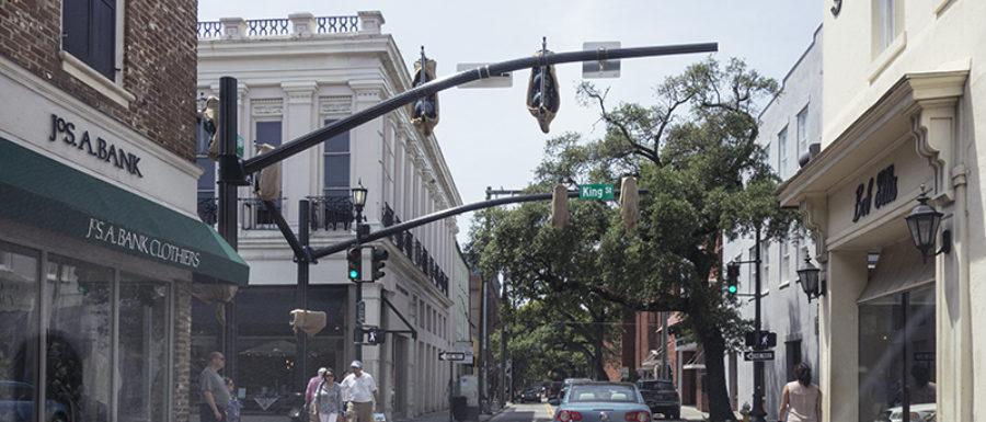 King St. & George St., Charleston, SC
