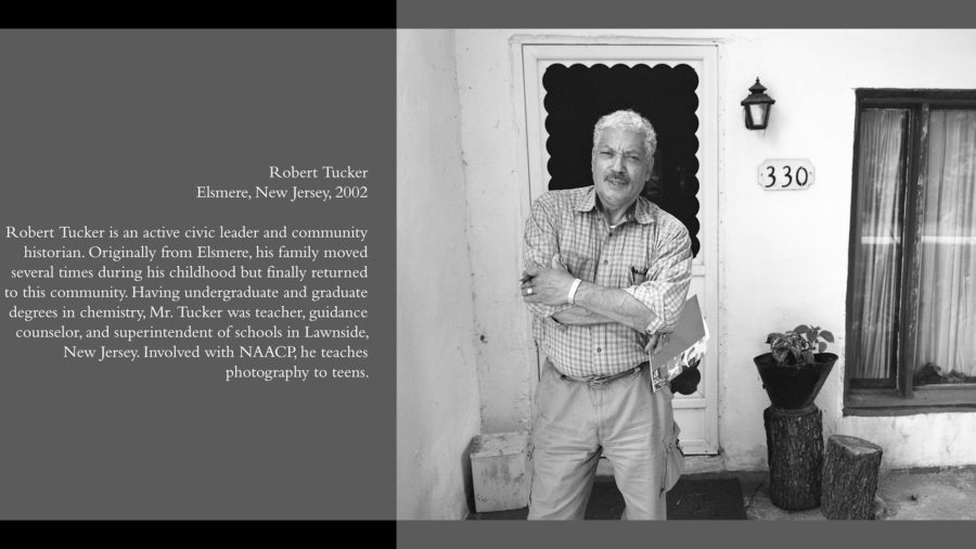 Robert Tucker w-text