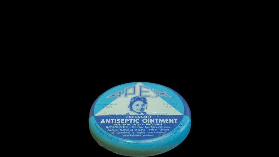 Antispectic, Apex News and Hair Company, Atlantic City, NJ, Vick