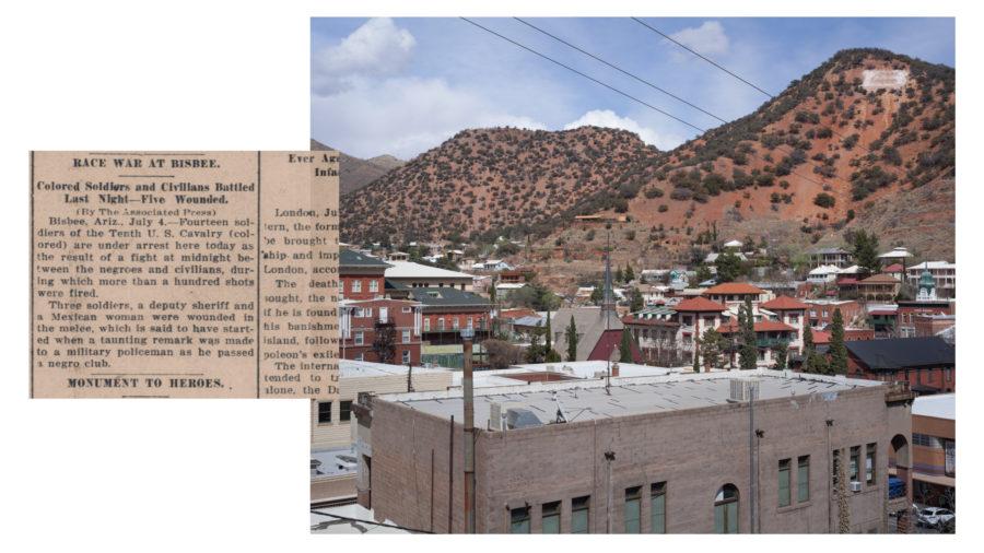 Bisbee, AZ. July 3, 1919