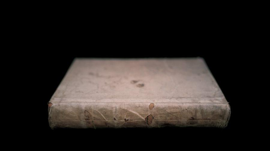 1857 Dr. Johnson Journal, University at Buffalo, New York