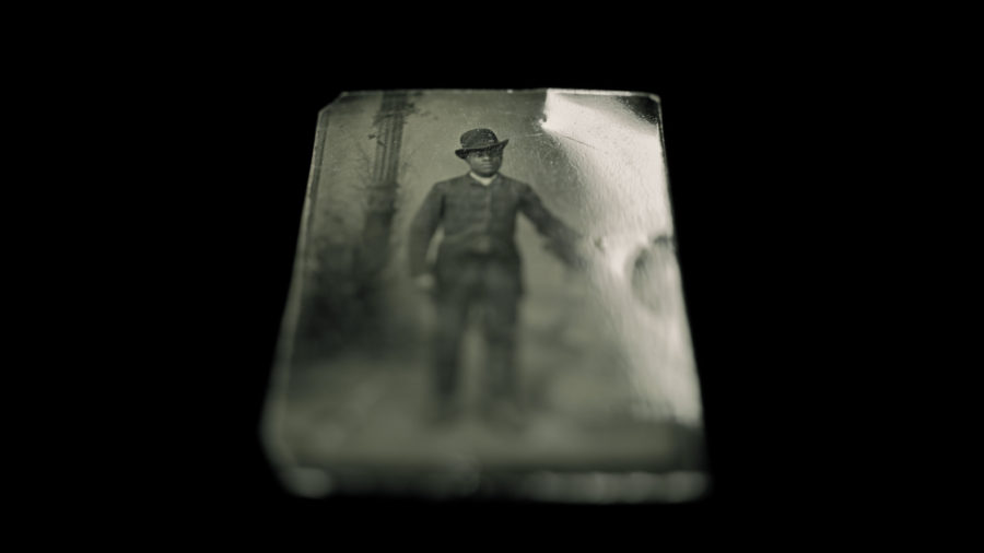 Tintype, Fenton History Center, Jamestown, New York