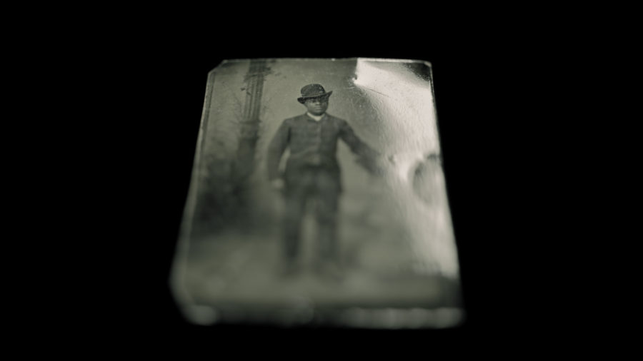 Tintype, Fenton History Center, Jamestown, New York, 2009
