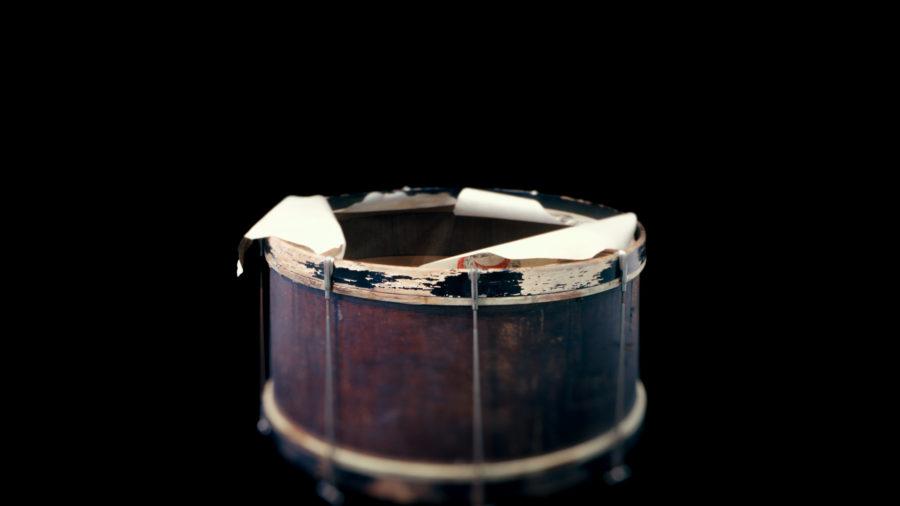 Drum, Dan Desdunes Band, Great Plains Black History Museum, Omah
