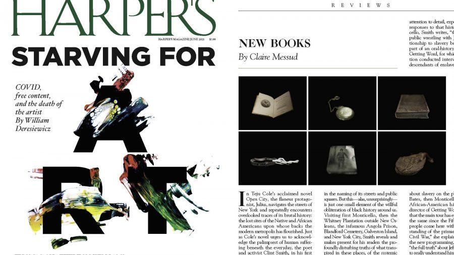 Manifest in Harper's Magazine