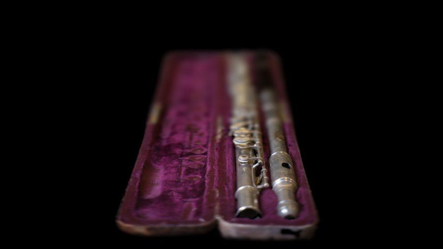 Flute, Blind Tom, NMAAHC, Washington, DC