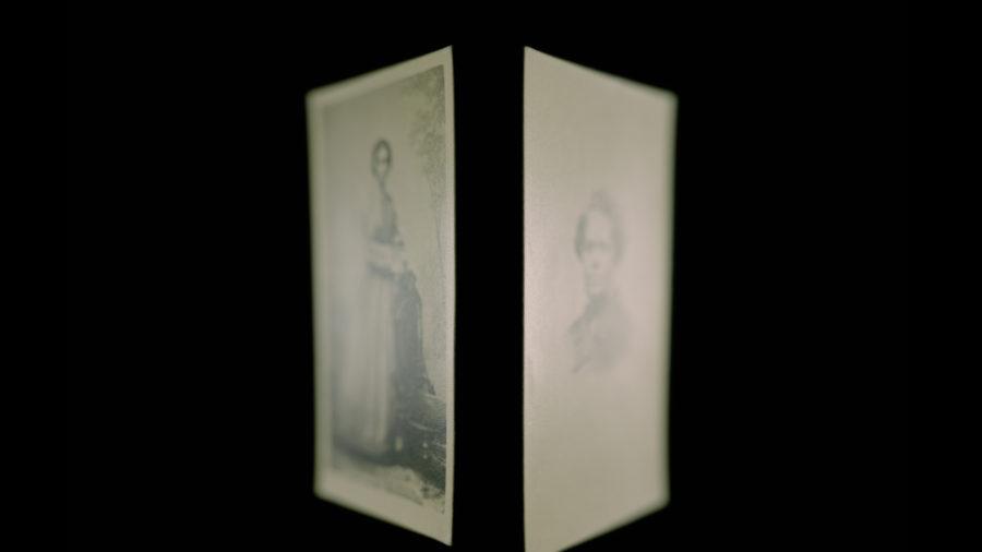 Rev. and Mrs. Loguen, Onodaga Historical Association, Syracuse,