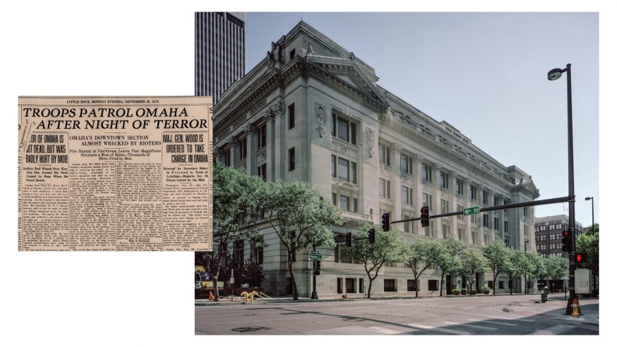 Omaha, NE Sept 28, 1919