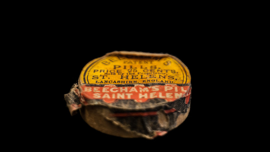 Beecham's Pills, Paul Robeson House Collection and the Arts Coun