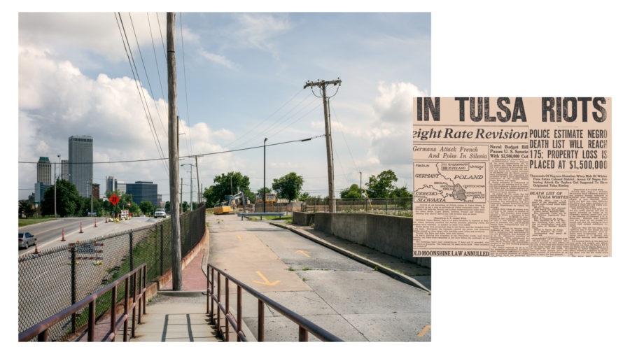 Tulsa, OK May 31-June 1, 1921