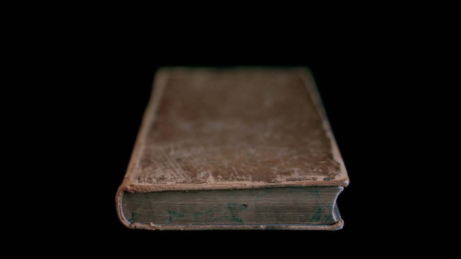 The Works of Robert Burns, First Book Purchased After Slavery by